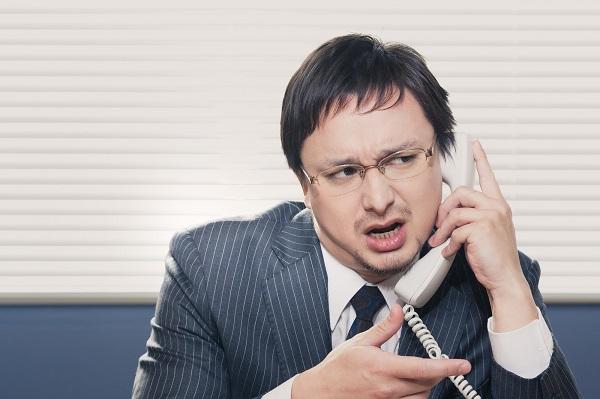 電話で伝える必要があります