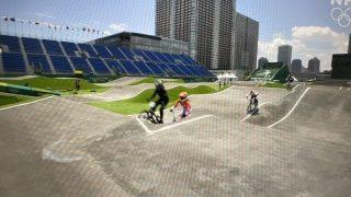 BMXオリンピック